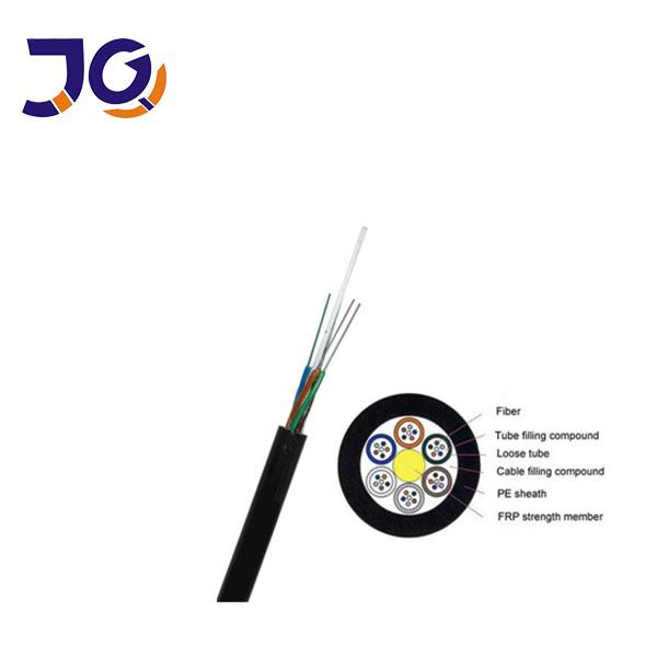 Non Metallic 250μM Stranded Loose Tube Fiber Optic Cable 0